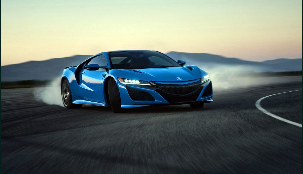 2022 Acura Nsx Type R 2021 Options Nj Power Review