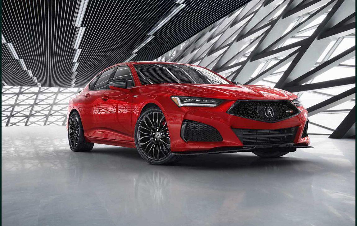2022 Acura Tlx 202 5 9 V6 New Images Msrp Models