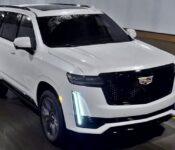 2022 Cadillac Escalade Cost Colors Cargo Space Center Caps