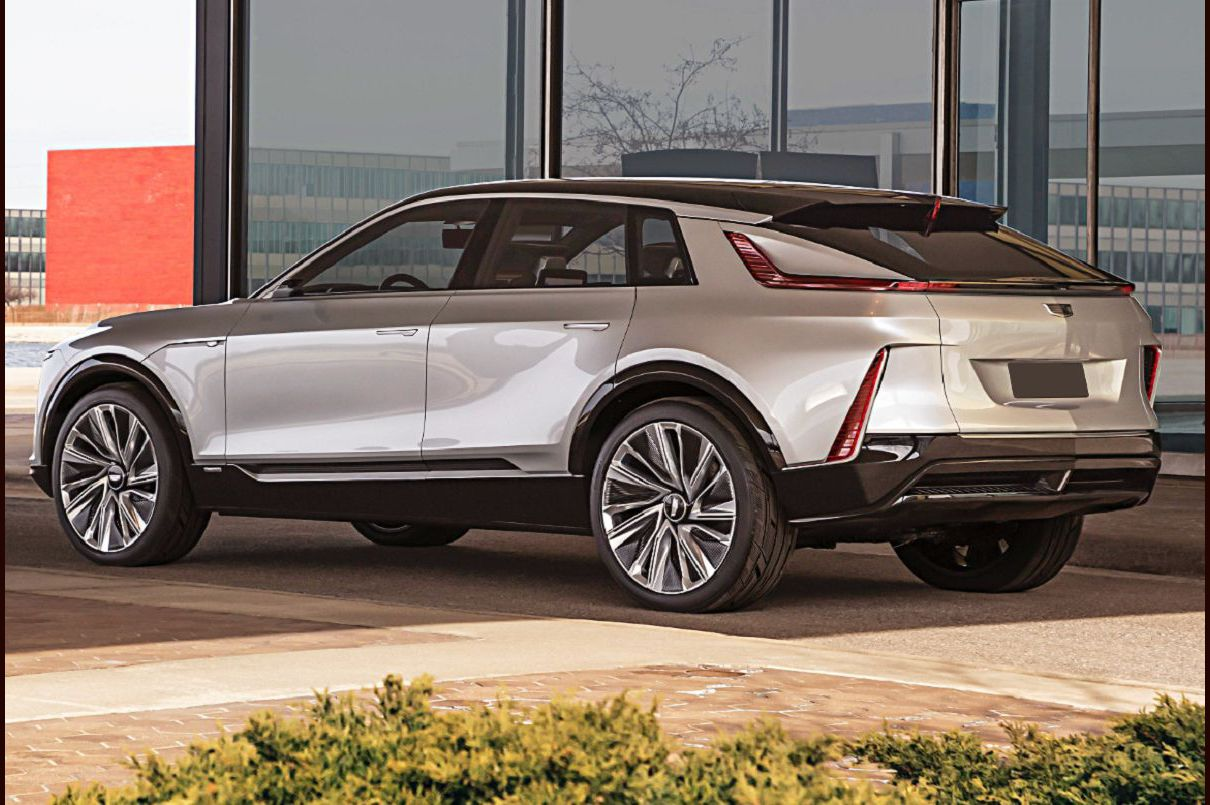 2022 Cadillac Lyriq By Cost Crossover Colors Charge Time
