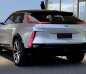 2022 Cadillac Lyriq Gm Authority Autonomie Battery Built