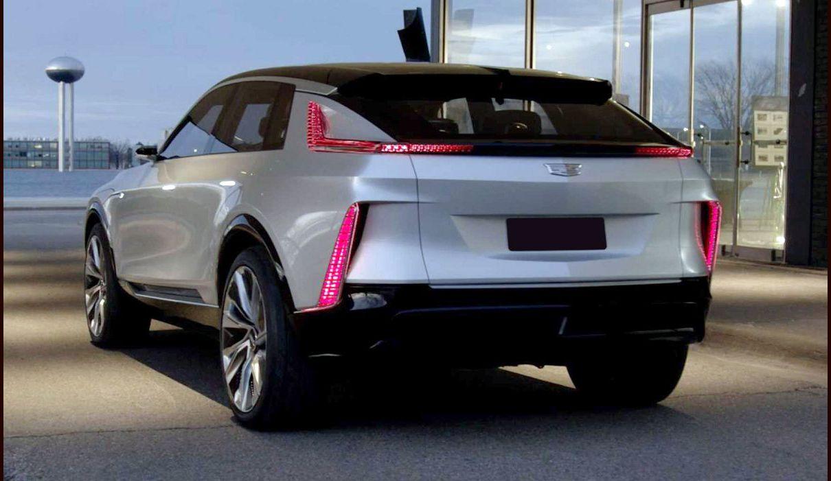 2022 Cadillac Lyriq Gm Authority Autonomie Battery Built