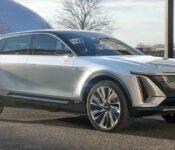 2022 Cadillac Lyriq Interior Release Date Suv Reveal Range