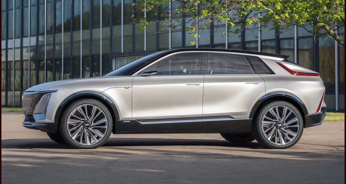 2022 Cadillac Lyriq Is The First Electric Vehicle Name Ev Company