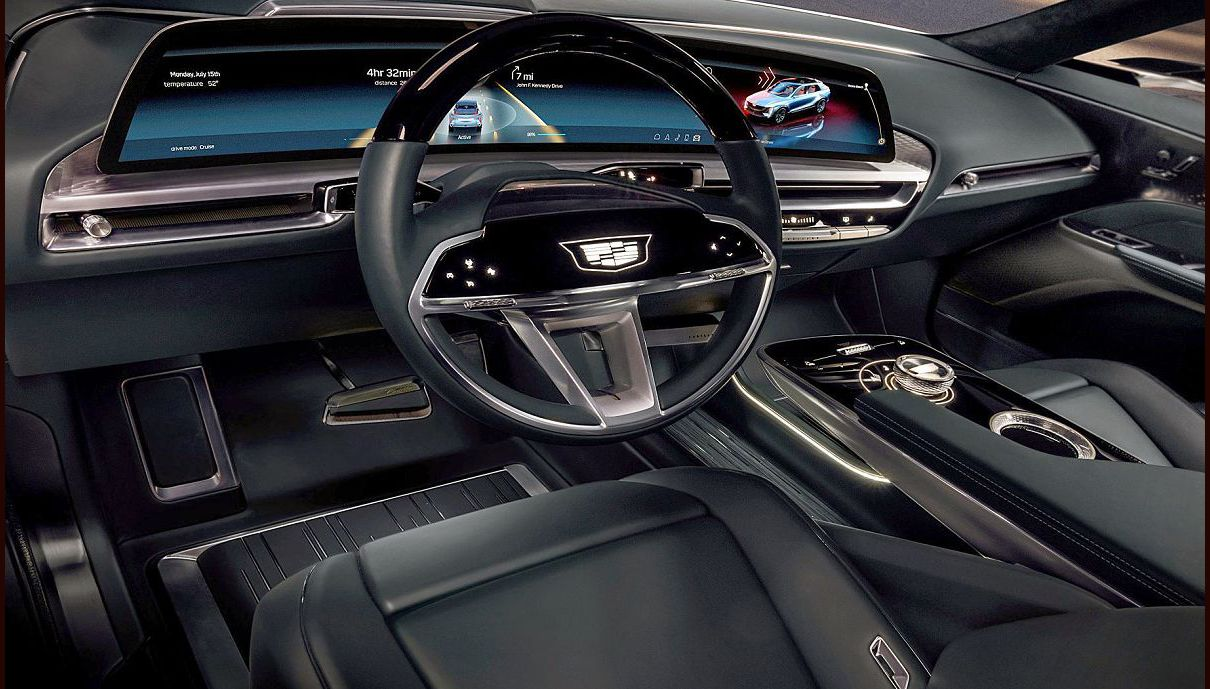 2022 Cadillac Lyriq Msrp Availability Assembly Plant And Celestiq