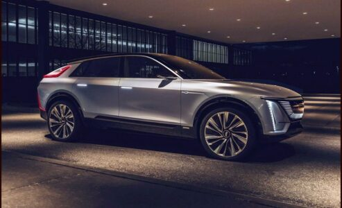 2022 Cadillac Lyriq Price Which Brand Luxury Images Lease