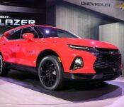 2022 Chevy K5 Blazer Axle Width Air Pump A Vendre Images