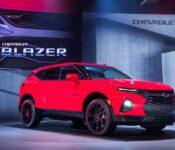 2022 Chevy K5 Blazer Chevrolet 2021 Future 2020 78 New Pics
