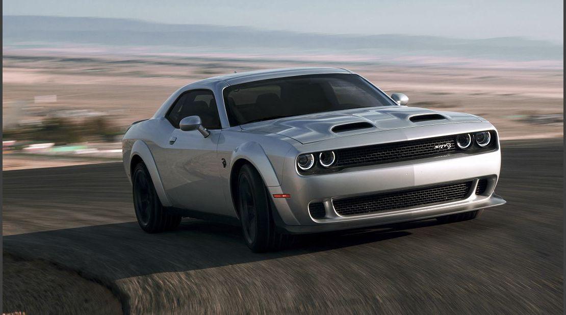 2022 Dodge Challenger Cover Stripes Horsepower Msrp