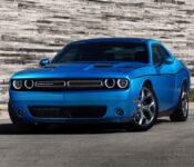 2022 Dodge Challenger Pattern Body Kit Blue Battery Back