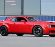 2022 Dodge Challenger Widebody Super Stock Black Build Bolt