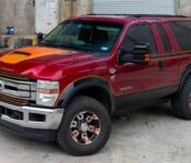 2022 Ford Excursion Coming Back C Pillar Dimensions Dually