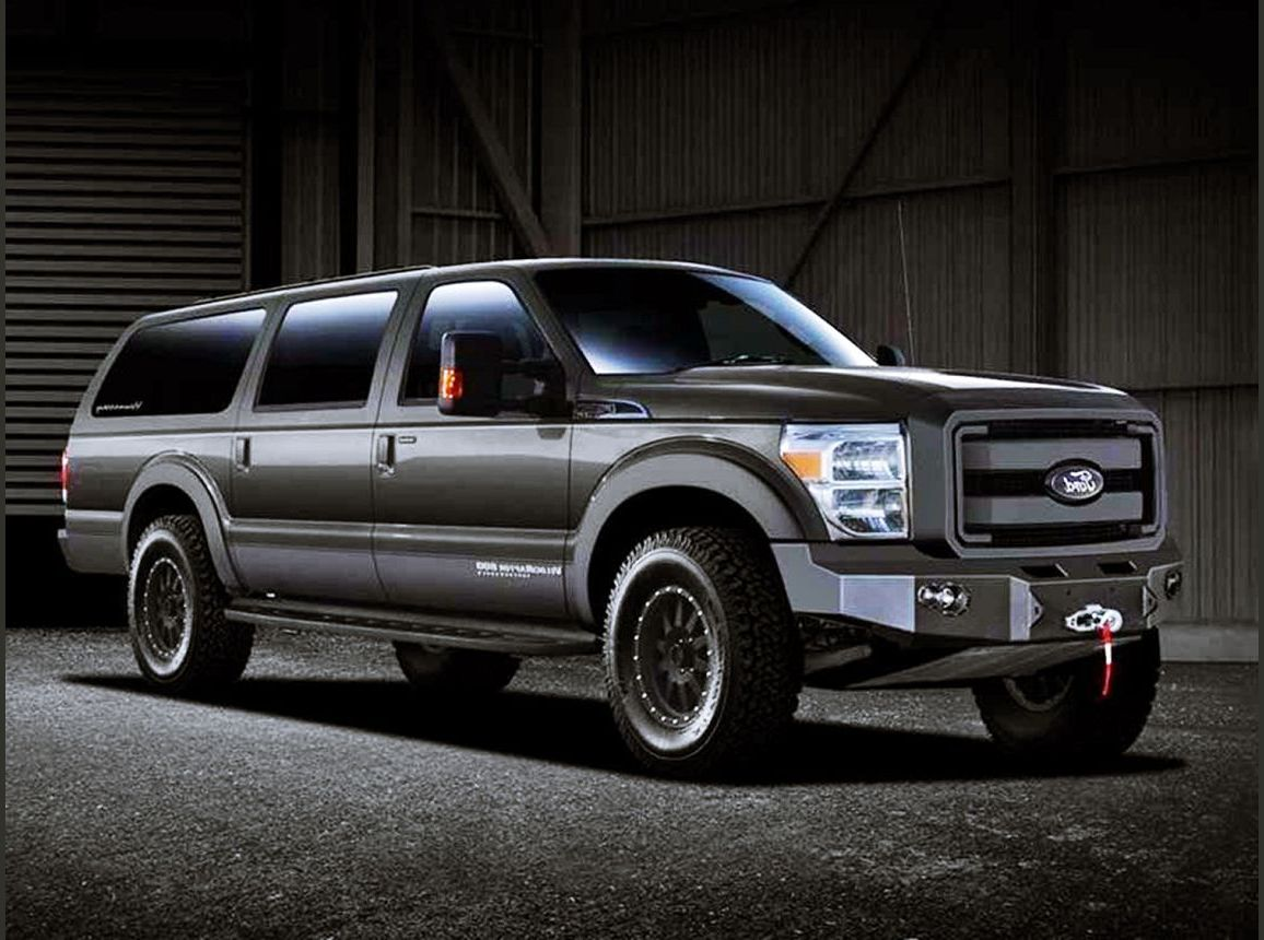 2022 Ford Excursion Suspension Axles A Build Buy Specs Reliability