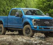 2022 Ford F250 Super Duty Lariat Accessories 2020 Air Filter Aux