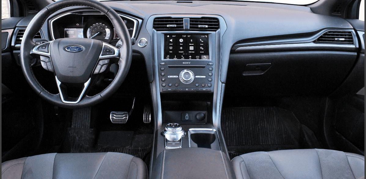 2022 Ford Fusion Solenoid B Max Pillar Trim Removal Hybrids