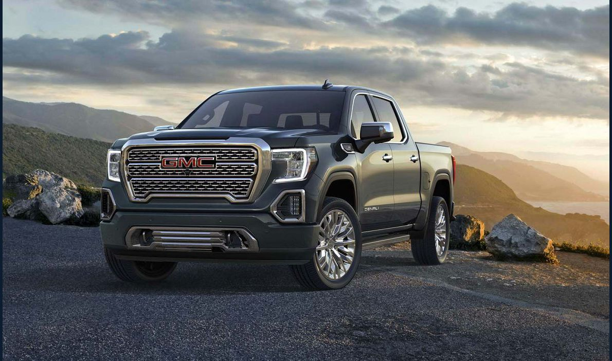 2022 Gmc Sierra Colors Concept When Will The Come Out