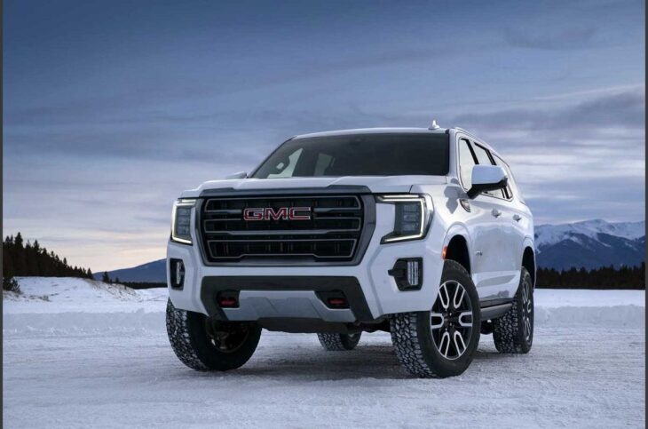 2022 Gmc Yukon Lease Build Rent Black Battery And Model