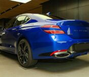 2022 Genesis G70 Changes Canada Price Dimensions Usa Engine