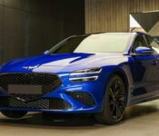 2022 Genesis G70 Exterior Exhaust For Sale Facelift Forum