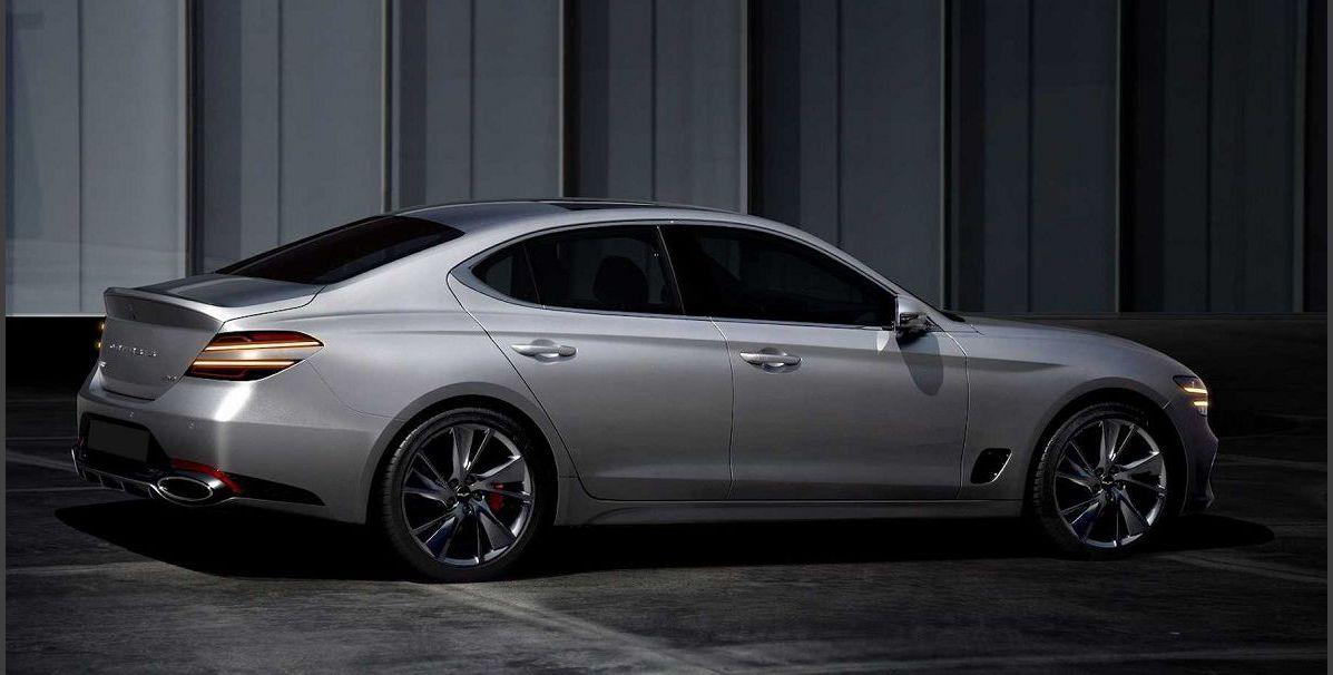 2022 Genesis G70 G80 G90 2021 Hp Horsepower Hyundai