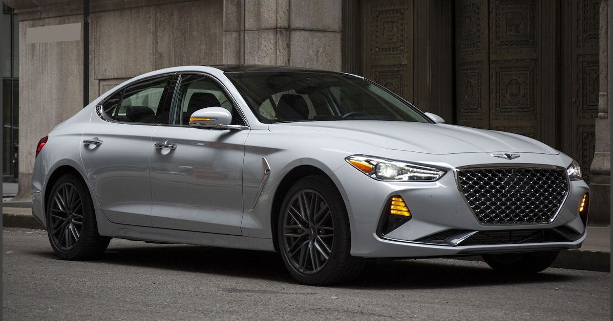2022 Genesis G70 Pictures Reviews Specs Test Drive Us Redesign