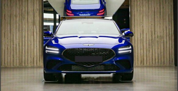 2022 Genesis G70 When Will Be Available Configurations Cost