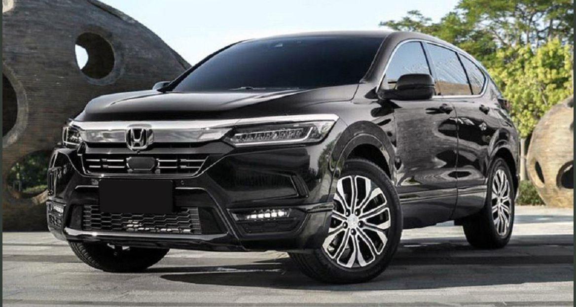 2022 Honda Hrv Next Generation Hybrid Hr Hybride Images