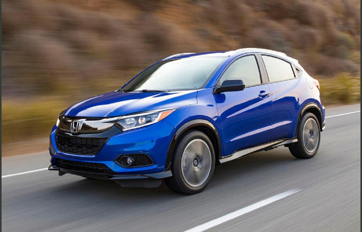 2022 Honda Hrv Pictures Price Sport Dimensions Specs
