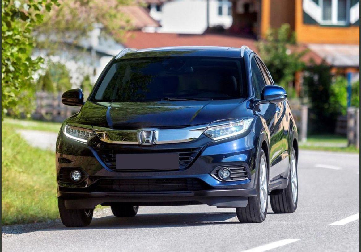 2022 Honda Hrv Release Date Usa Rumors Colors