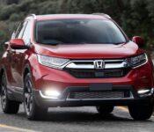 2022 Honda Hrv Spy Photos Canada Redesign Crv Australia Changes