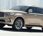2022 Infiniti Qx80 Black Blacked Out Beeping Noise Body