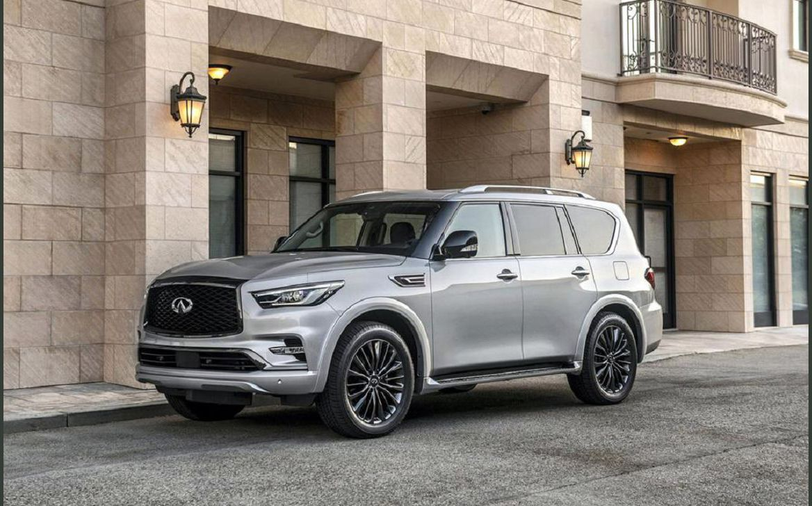 2022 Infiniti Qx80 Passenger For Sale Review Towing Capacity