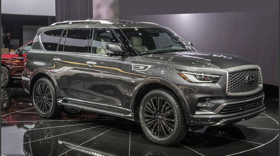 2022 Infiniti Qx80 Q80 Qx60 2021 New Images Maintenance