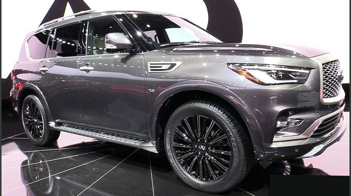 2022 Infiniti Qx80 Rent A Lease Build Of Battery Inside Mpg