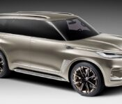 2022 Infiniti Qx80 Space Cost Champagne Quartz Colors