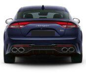 2022 Kia Stinger Build Lease Body Kit Black Base Reliability