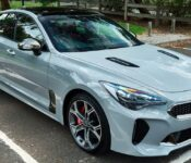 2022 Kia Stinger Updates 0 60 2.5t Turbo Awd Accessories