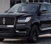 2022 Lincoln Navigator Build Butterfly Doors Blue Bolt Pattern