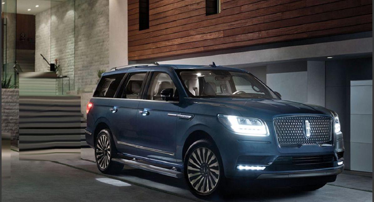 2022 Lincoln Navigator Dealership Dimensions Deals Diesel Dashboard