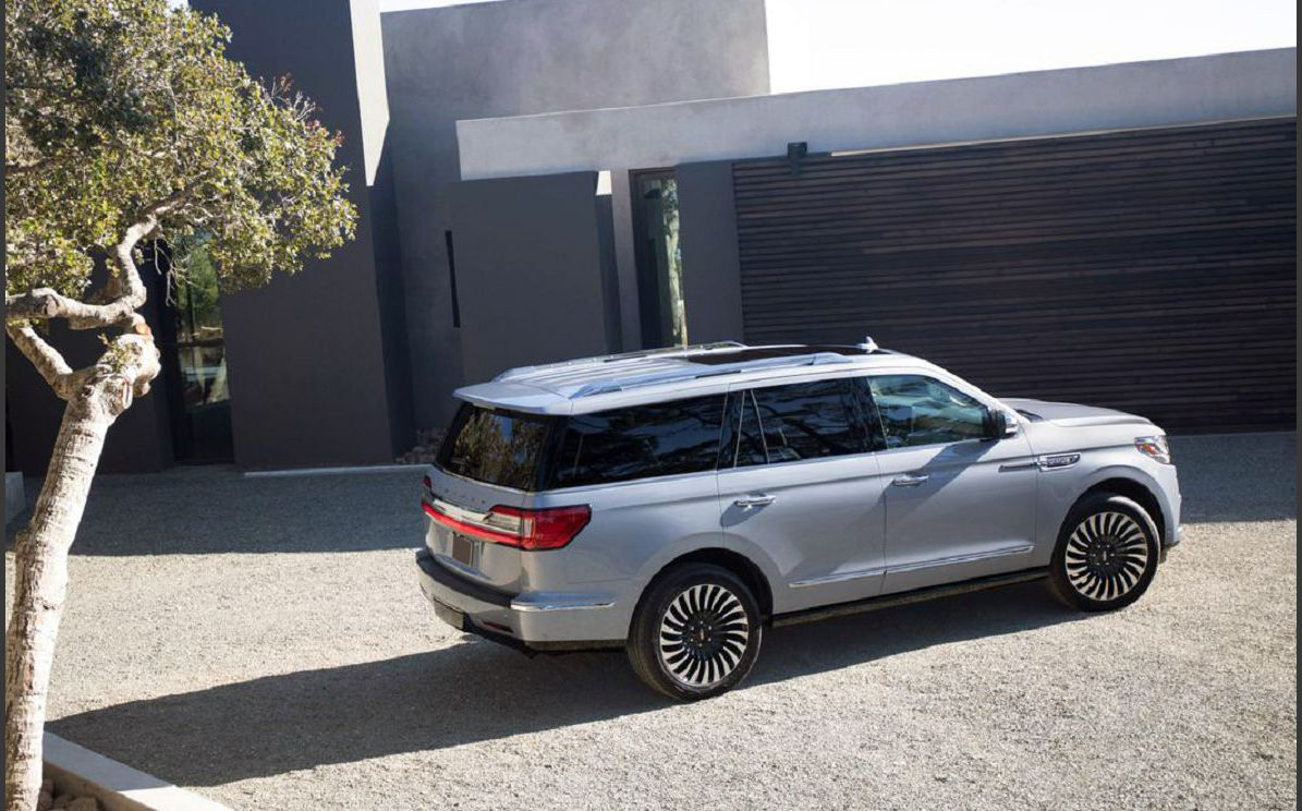 2022 Lincoln Navigator Depreciation D'occasion Engine Extended Swap Entertainment