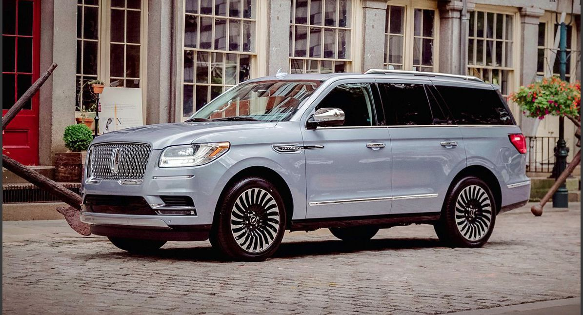 2022 Lincoln Navigator Redesign 2021 A Hybrid Images Models