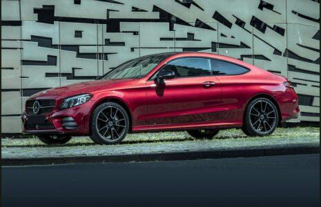 2022 Mercedes Benz C Class Diamond Grill 220 D 180 C220d Horsepower