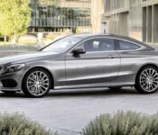 2022 Mercedes Benz C Class New Images Black Body Style Blue