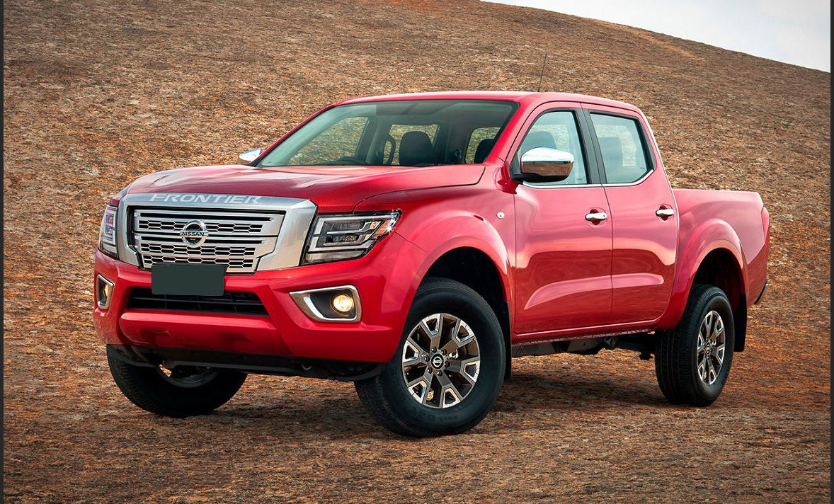 2022 Nissan Frontier Release Date Redesign Price Reveal Spy Photos