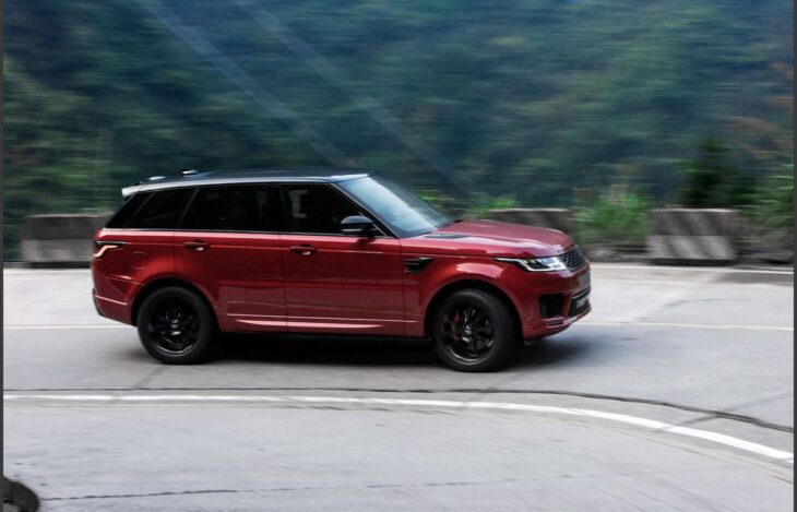 2022 Range Rover Sport 2023 The Supercharged For Sale Lease