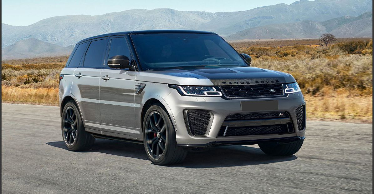 2022 Range Rover Sport Concept Release Date Redesign All Body