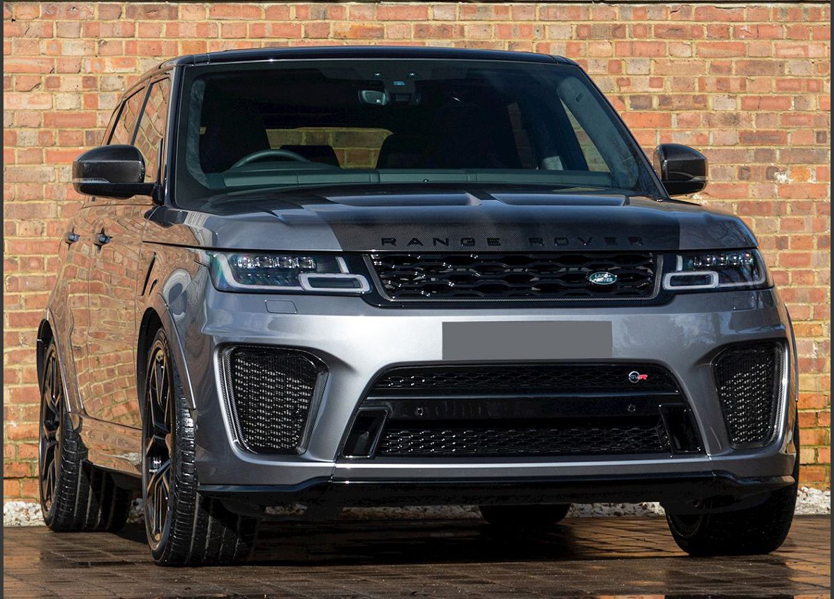 2022 Range Rover Sport Futur Next Generation Hybrid Hse 2021