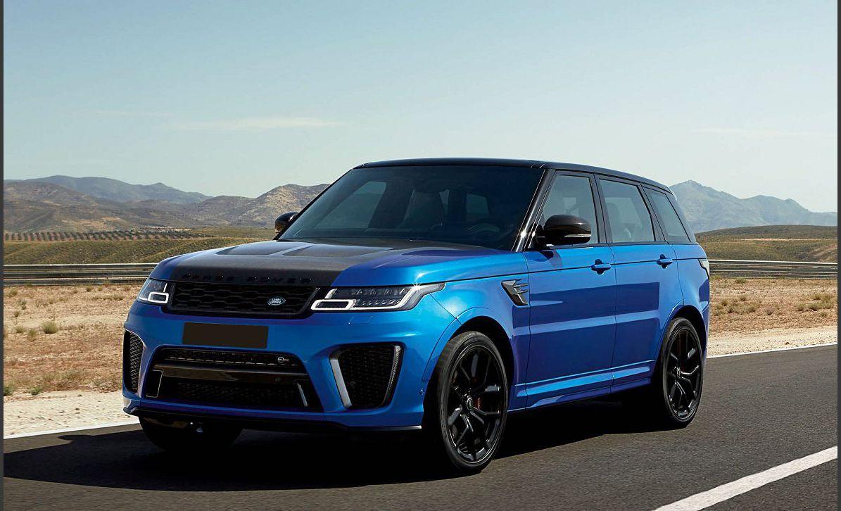 2022 Range Rover Sport Location Rims Kit Egr B Service Capacity