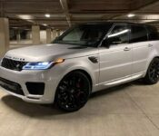 2022 Range Rover Sport Spy Shots Interior Price New Render