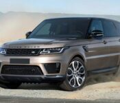 2022 Range Rover Sport Style Changes Discovery Electrique Facelift Future